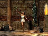 Roman Lady 02