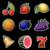 Free slot machine icons