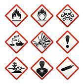 New safety symbols