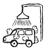 doodle Car Wash