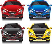 set concept cars - sedans