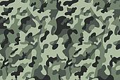 Camouflage Fabric, Texture 9