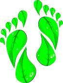 green_footprints