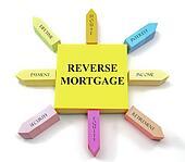 Reverse Mortgage Sticky Notes Sun