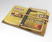 Credit Card Mouse Trap (Credit Trap) Concept DOF