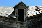 Collapsing Old House