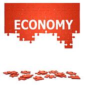 3d Economy jigsaw puzzle