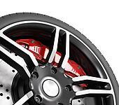 Super car disc-brake.