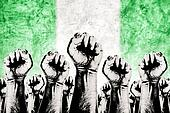 Nigeria Labor movement, workers union strike