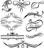 Fancy Scrolls