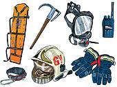 Firework equipment