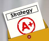 Strategy Document A Plus Grade Great Successful Plan Review