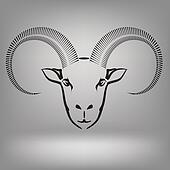 symbol of goat