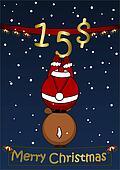 Merry Christmas - 15 Dollar