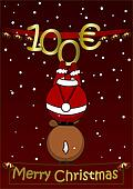 Merry Christmas - 100 - gift certificate