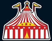 carnaval tent