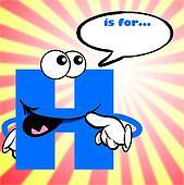 Cartoon H