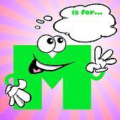 Cartoon M