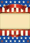 american patriotic frame