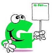 Cartoon G