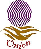 Onion restaurant logo