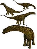 Argentinosaurus.