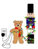nutcracker and teddy bear joke