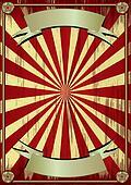 grunge circus background