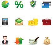 Web Icons - More Finance
