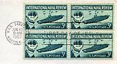 Naval Review Stamps