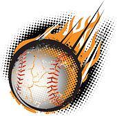 Baseball Meteor