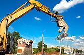 Hydraulic Crushing Hammer