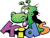 Dinosaur For Kids Logo