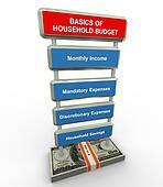 Basics of household budget