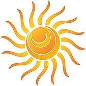 Yellow Shiny Sun