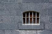 prison cell window
