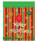 Christmas greeting card  vector car