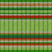 Knit Woolen Seamless Jacquard Ornament Texture