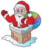 Christmas Santa Claus 5