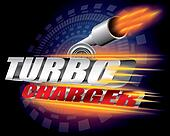 Turbocharger concept vector