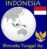 Indonesia motto