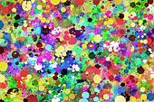 Paint Splat Background