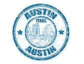 Austin stamp