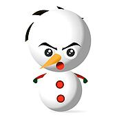Bad carlos - snowman