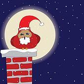 Santa's Owl