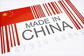 Product bar code for China