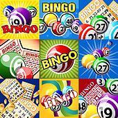 The set of bingo designes