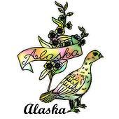 Alaska state bird