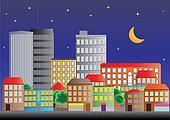 neighborhood night