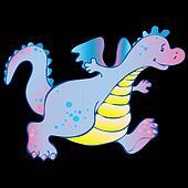 Baby dragon.